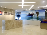 CNOOC Office at Marina Bay Financial Centre