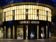 Giorgio Armani at ION Orchard