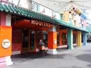 Hooters at Clarke Quay