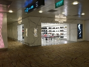 Yves Saint Laurent at Changi Airport Terminal 2